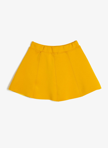 Koton Kids Etek Sarı